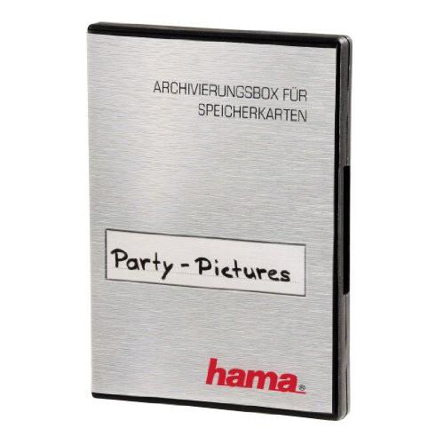 Hama Memory Card Box (00095982)