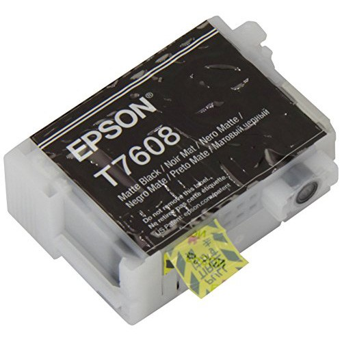 EPSON T7608 MATTE BLACK INK
