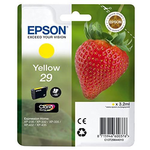 Epson 29 Strawberry Yellow Ink (3.2 ML)