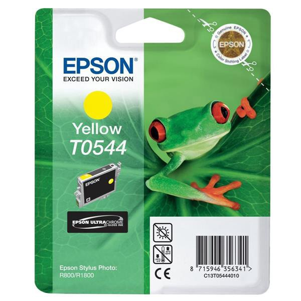 Epson Frog T0544 Yellow Ink Cartridge ( C13T05444010 )