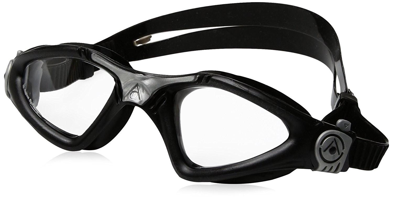 Aqua Sphere Kayenne Swimming Goggle-EP122123,Silver/Clear