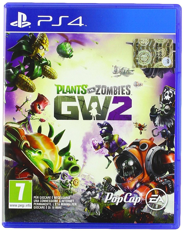 Plants vs Zombies: Garden Warfare 2 (PS4)