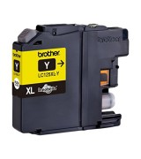 Brother High Capacity Ink Cartridge - Yellow (LC-125XLY)