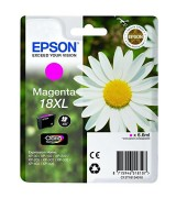 EPSON T1813 18XL MAGENTA INK CLARIA HOME DAISY 470PAGES