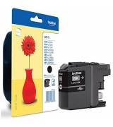 BROTHER LC121BK Black Ink Cartridge