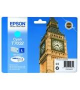 Epson T7032 Standard Capacity Ink Cartridge C13T70324010 - Cyan