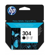 HP 304 Black Ink Cartridge N9K06AE#BGX