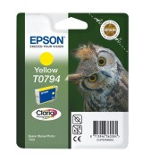 Epson Owl T0794 Yellow Ink Cartridge ( C13T07944020 , EPT079440A0 )