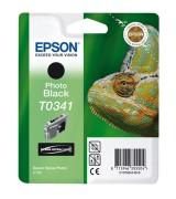 Epson Chameleon T0341 Photo Black Cartridge (C13T03414010 , EPT034140)