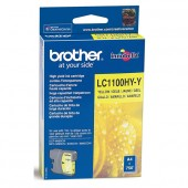 Brother LC1100HYY High Yellow Ink Cartridge (BRLC1100HYY)