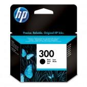 HP 300 Black Ink Cartridges Original  - CC640EE