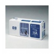 Original HP 15A Black LaserJet Toner Cartridge