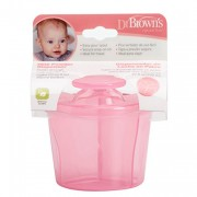 Dr Browns Options Milk Powder Dispenser, Pink