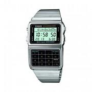 Casio Stainless Steel Retro Calculator Watch
