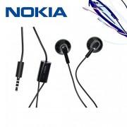NOKIA WH-108 3.5MM BLACK HEADSET