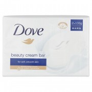 Dove Go Fresh Restore Beauty Cream Bar 100g - Twin Pack