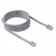 Belkin CAT5E RJ45 50cm Grey Patch Cable
