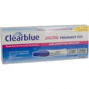 CLEARBLUE DIGITAL PREGNANCY TEST CONCEPTION INDICATOR 2CT