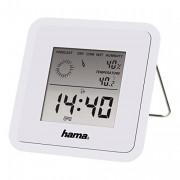 Hama White Thermo/ Hygrometer