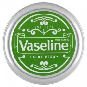 Vaseline Lip Therapy Petroleum Jelly with Aloe Vera - 20g