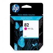 HP 82 Magenta Inkjet Cartridge