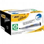 Bic WhiteBoard Chisel Marker- Black