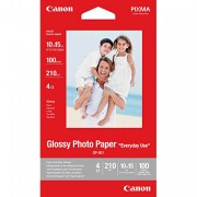 Canon Glossy Photo Paper 10x15cm Pack Of 100
