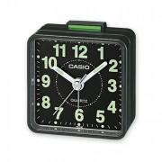 Casio TQ140-1 beep alarm clock, black