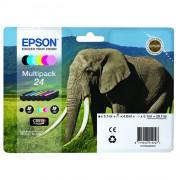 Epson 24 Multipack 6 colors HD Ink Cartridges - C13T24284010