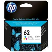 HP 62 Tri-Colour Ink Cartridges Original - C2P06AE
