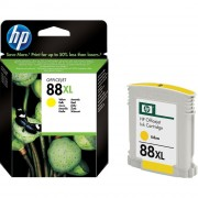 HP 88XL Yellow Ink Cartridges, Officejet ( 323389 , C9393AE )