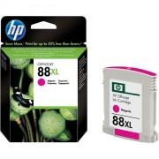 HP 88XL Magenta Ink Cartridges, Officejet (227953, C9392AE)