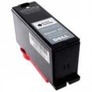 Dell Series 22 High capacity Black Ink Cartridge ( X737N , 592-11327)