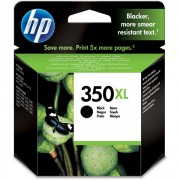 HP 350XL Black Ink Cartridges Original (High Yield) - CB336EE