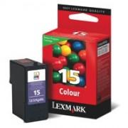 Lexmark 15 Tri-Color Ink cartridge - 018C2110E