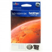 Brother LC1100HYBK Black Ink Cartridge (BRLC1100HYBK)