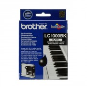 Brother LC 1000BK Black Ink Cartridges (BRLC1000BK)