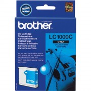 Brother LC1000C Cyan Ink Cartridge (BRLC1000C)