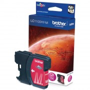 Brother LC1100HYM High Magenta Ink Cartridge (BRLC1100HYM)
