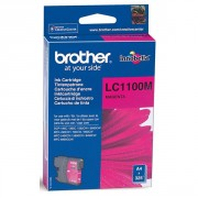 Brother LC1100M Magenta Ink Cartridge (BRLC1100M)