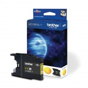 Brother LC1280XLY Yellow Ink Cartridge (BRLC1280XLY)