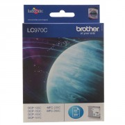 Brother LC970C Cyan Ink Cartridge (XE106R01535)