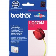 Brother LC970M Magenta Ink Cartridge (BRLC970M )