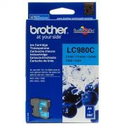 Brother LC980C Cyan Inkjet Cartridge (BRLC980C)