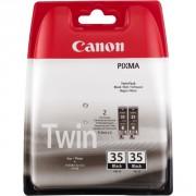 Canon PGI-35 Pigmented Black twin Ink Tank - 1509B012