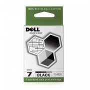 Dell Series 7 Black Ink Cartridges Standard Capacity
