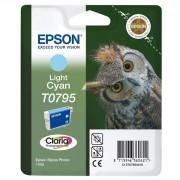 Epson Owl T0795 Light Cyan Ink Cartridge (C13T07954010 , EPT079540A0)