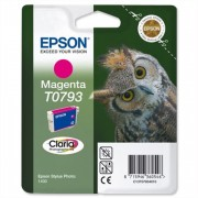 Epson Owl T0793 Magenta Ink Cartridge ( C13T07934010 , EPT079340A0 )