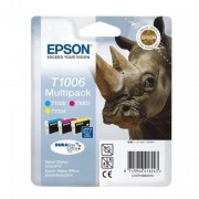 Epson Rhino T1006 Multipack Tri-color Ink Cartridge ( C13T10064010 )