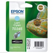 Epson Chameleon T0345 Light Cyan Ink Cartridge ( C13T03454010 )